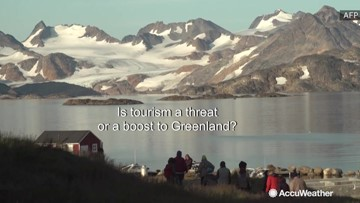 As tourism grows in Greenland, so too is the human impact