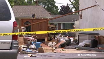 80-mile-per-hour winds rip homes apart