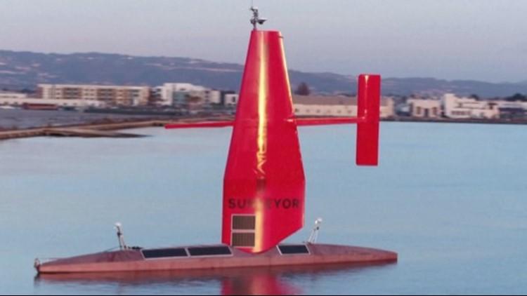 Set Sail on the World's Largest Autonomous Survey Vessel