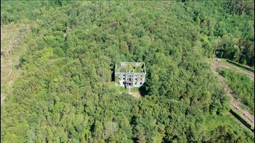 Decaying Mansion Engulfed By Wilderness Set For Multi-Million Dollar Renovation!
