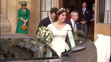 Princess Eugenie Shares Photo Showing a Secret Connection
