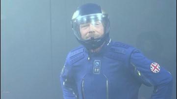 Virgin Galactic Unveils Their Spacesuit for Civilian Space Flights