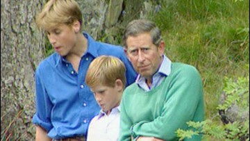 Prince Harry Was Teased At School Because Of A Habit He Picked From Prince Charles