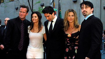 Every 'Friends' Thanksgiving episode coming to movie theaters