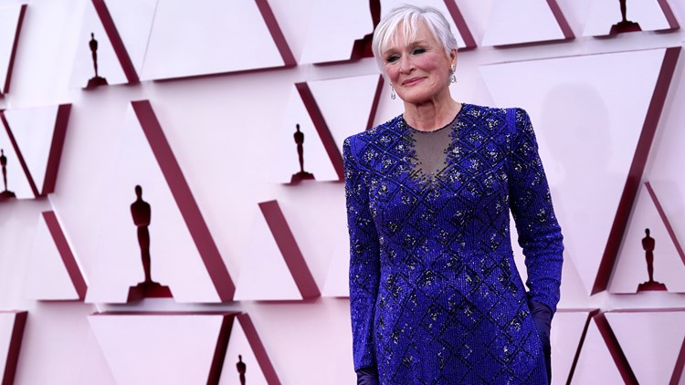 Glenn Close: 'Da Butt' dance at Oscars was 'completely spontaneous'