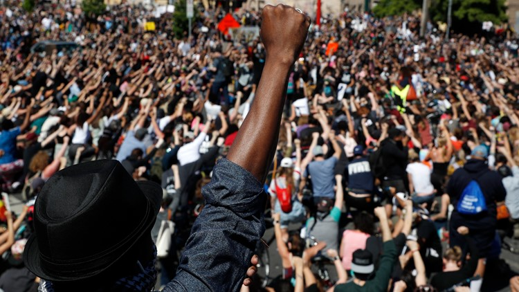 A look at powerful social justice moments this year