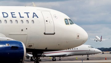 Delta overtakes Alaska as statistically best US airline