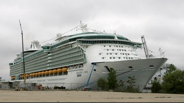 Family of toddler killed in fatal cruise ship fall to sue Royal Caribbean