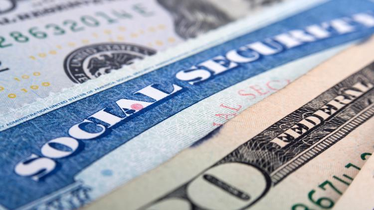 You should be regularly checking the estimated Social Security benefit you'll eventually get