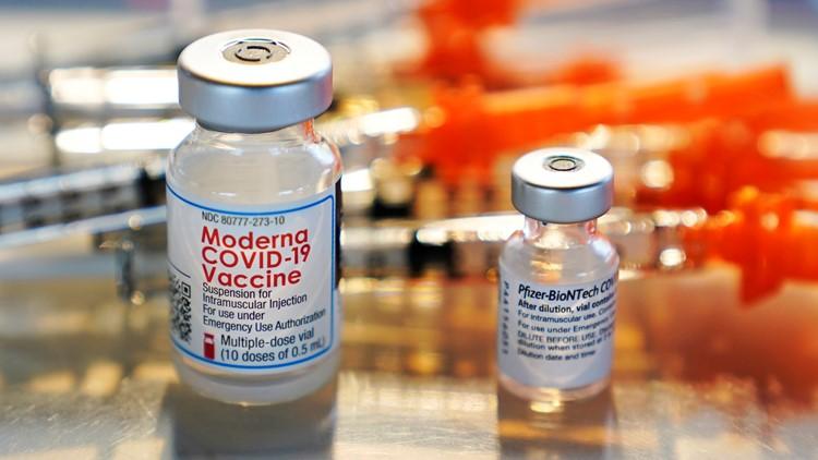 Moderna reveals COVID vaccine testing results on kids 12-17