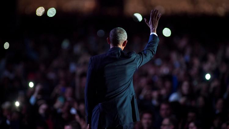 Obama final speech