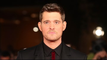 'I'm not OK': Michael Buble gets emotional talking about 5-year-old son's cancer battle