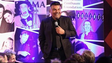 George Lopez charged with battery in Hooters scuffle with alleged Trump supporter