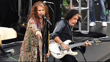 Aerosmith's Joe Perry cancels tour after recent hospital visit