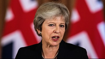 Britain's Theresa May faces no-confidence vote amid Brexit problems