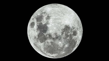 February's Full Snow Moon will be the largest supermoon of 2019