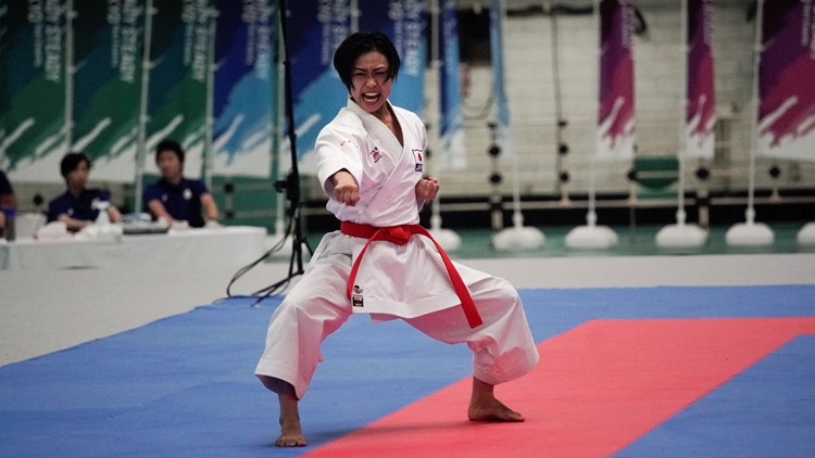 Rules of the OIympic games: Karate