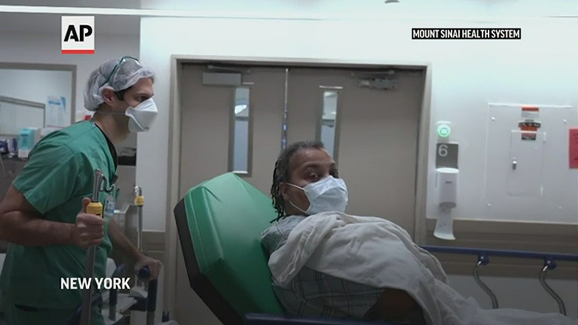 Woman receives windpipe transplant from donor