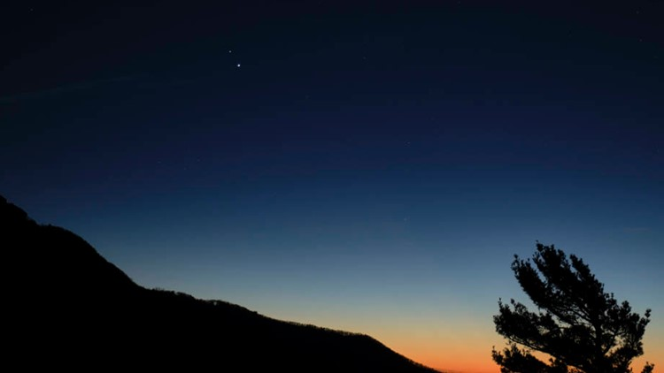 The winter solstice, and how you can watch Monday's 'great conjunction'