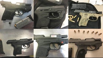 3.5 guns with chambered rounds found daily at TSA checkpoints