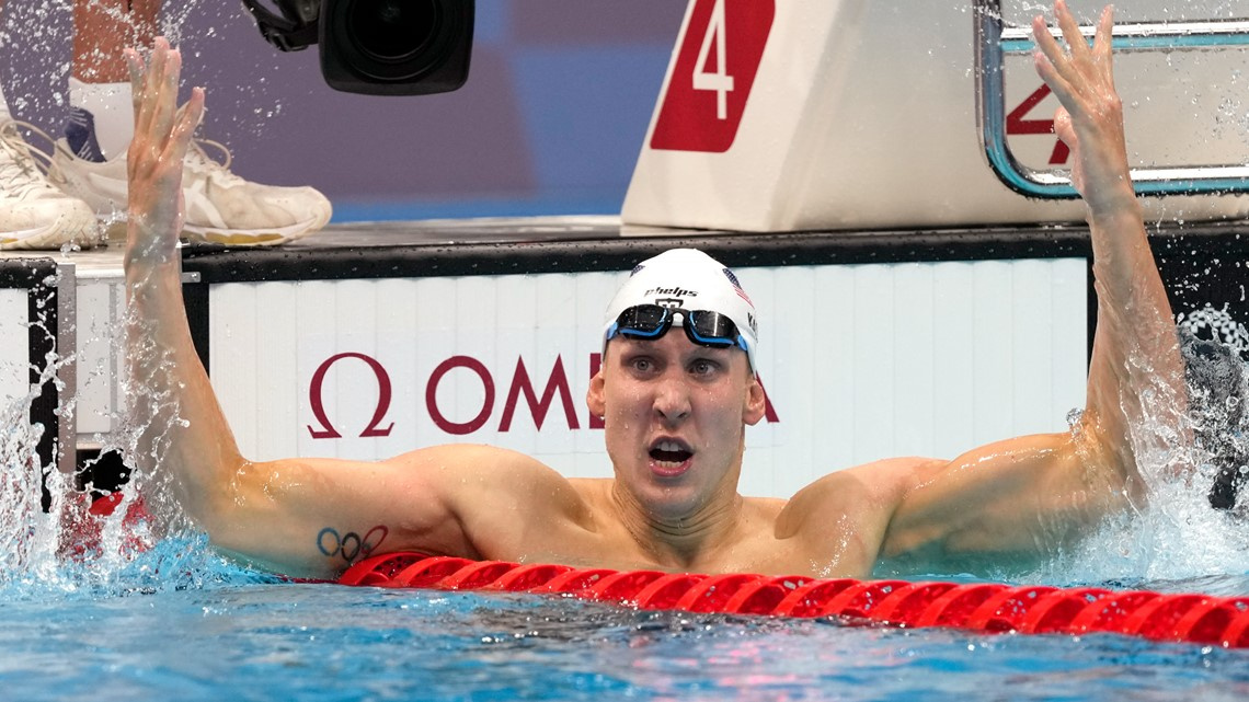 Image Tokyo Rewind, July 24: Team USA's first gold, silver and bronze medals