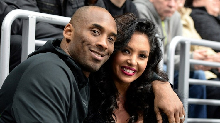 Vanessa Bryant Marks What Would Have Been Her 20th Wedding Anniversary With Kobe