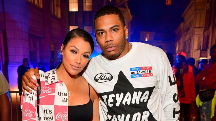 Shantel Jackson Reveals She and Nelly Split: 'Just Friends'