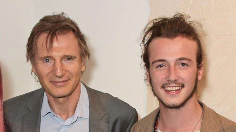 Liam Neeson's Son Micheál on 'Honoring' His Late Mom ...
