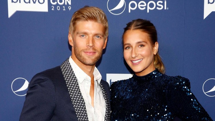 'Summer House's Kyle Cooke and Amanda Batula Are Married: See the Pic!