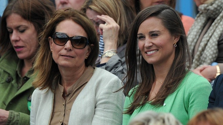 Pippa Middleton's Mom Carole Middleton Confirms She's Pregnant With Second Child