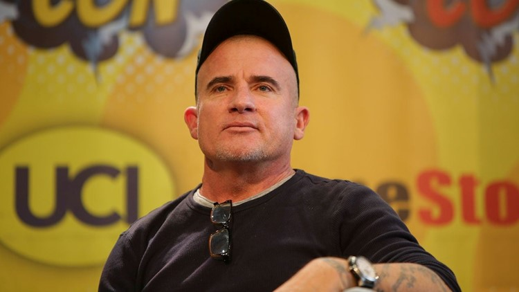 Dominic Purcell Says He'll 'Periodically' Return to 'DC's Legends of Tomorrow' After Strongly-Worded Post