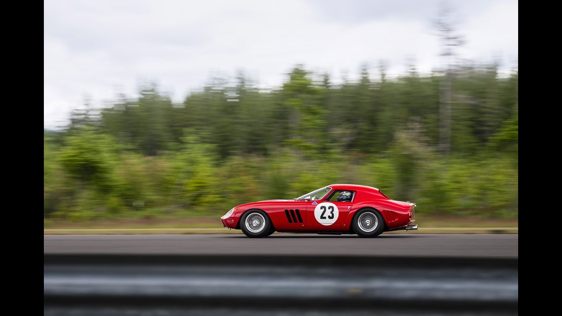 Monterey Car Show 2018: Ferrari GTO from 1962 could sell for $60