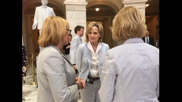 Cindy Hyde-Smith apologizes for 'hanging' comment, says her words were used as a 'weapon'