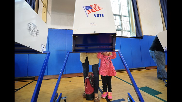 Voting machines that don't provide a paper trail should be removed and steps put in place to thwart  cyberthreats before midterms, experts said Thursday.