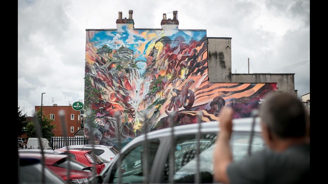 Upfest Europe's largest street art festival