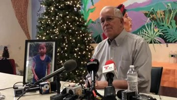 Annunciation House briefing on the death of an immigrant child
