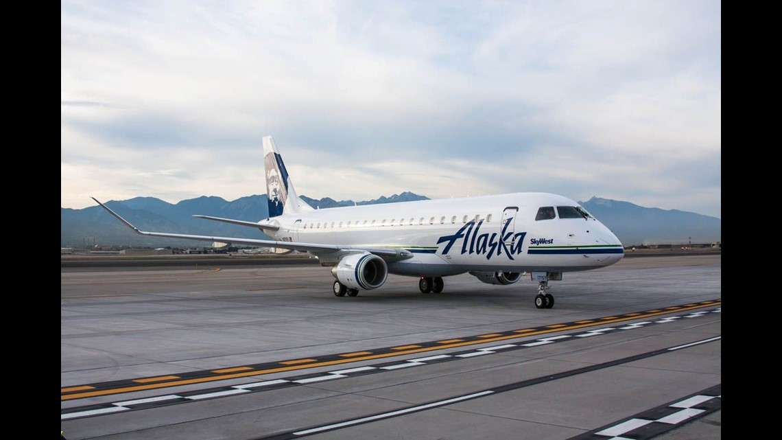 Alaska Airlines Expands To El Paso Adds Nonstops To