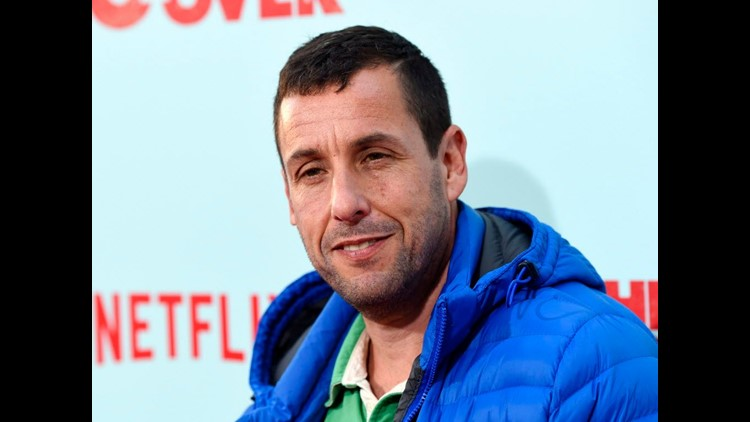 Adam Sandler Honors Funniest Guy Of All Time Chris Farley While