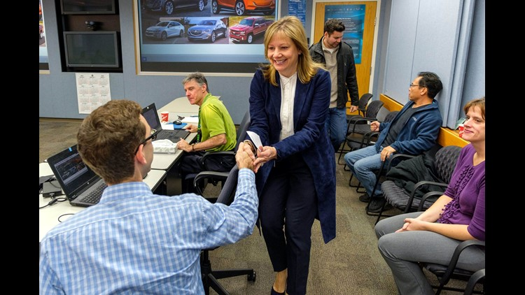 General Motors Offers Buyouts To 18 000 Workers The World Is