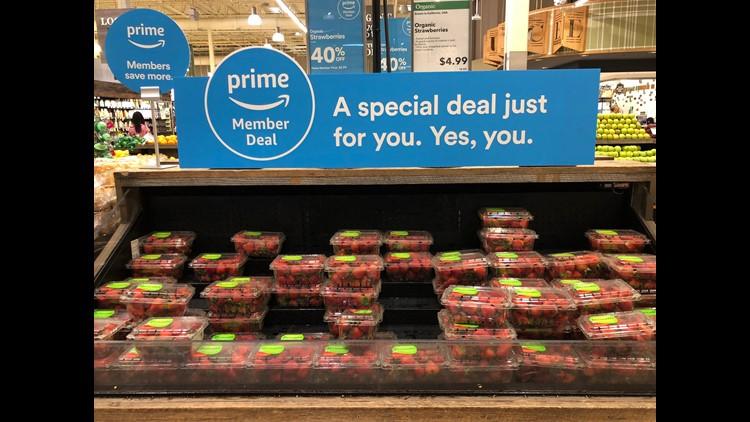 Whole Foods member deals