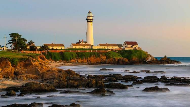 You can plan your next trip with your favorite maritime landmarks in mind, thanks to this handy guide featuring 14 historic lighthouses in the U.S.