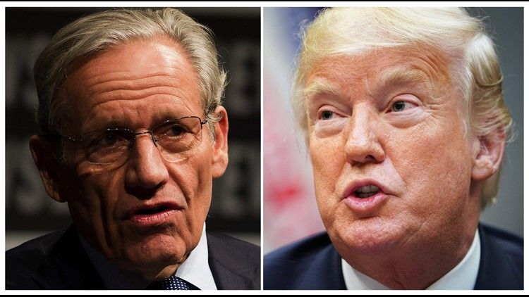 Key Woodward sources criticize Trump depiction in book 'Fear'