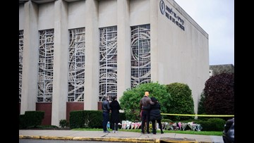 Pittsburgh synagogue shooting: What makes a crime a hate