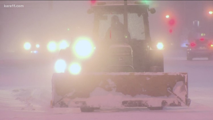 Plowy McPlowface will be Minneapolis' official snowplow
