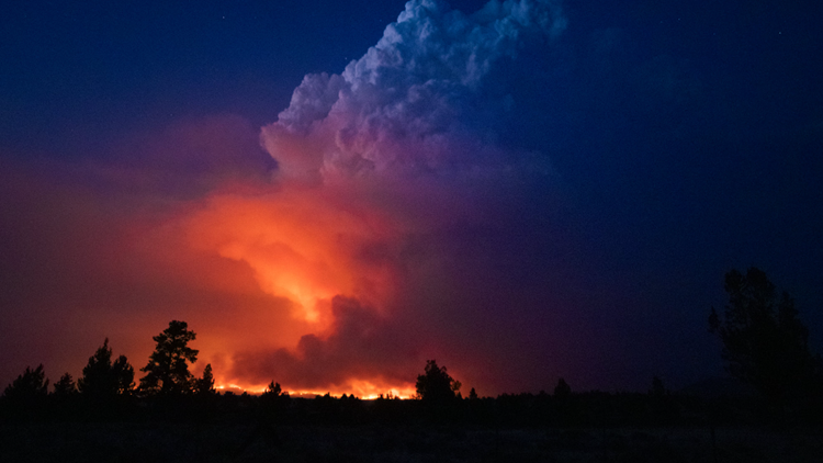 Bootleg Fire now third-largest wildfire in Oregon history. Here's what we know