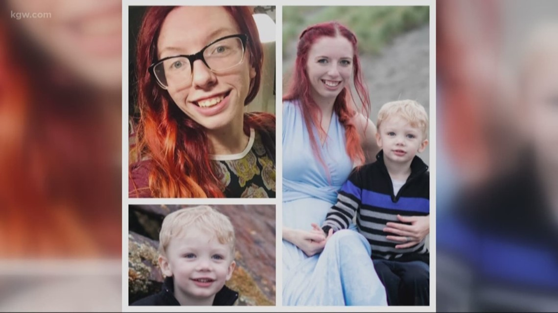 Bodies of Salem woman, 3-year-old son found in heavily wooded, remote area of western Oregon