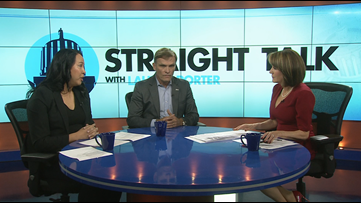 Straight Talk: Oregon business teams up with non-profit to fight child abuse