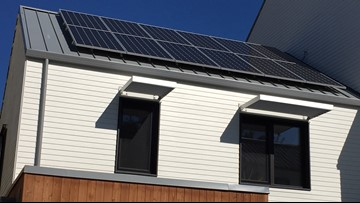 Oregon homeowners use innovative ways to get energy use to zero