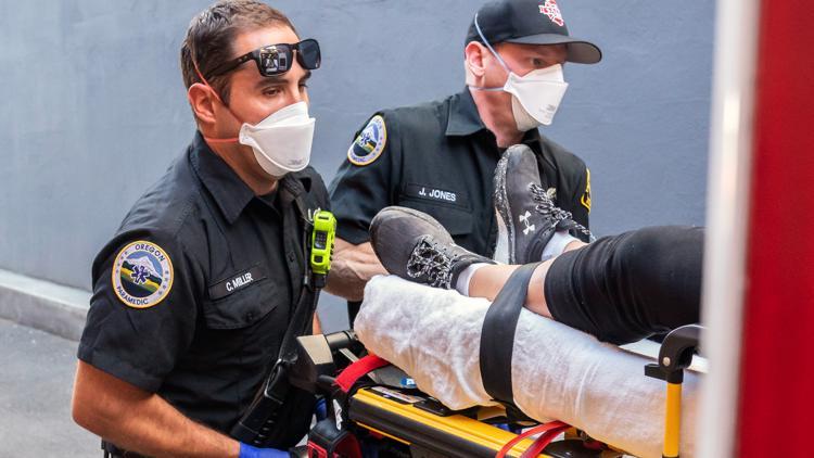 PNW medical responders  save lives in heatwave