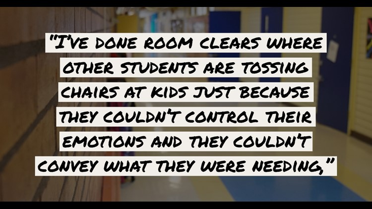 classroom room clears